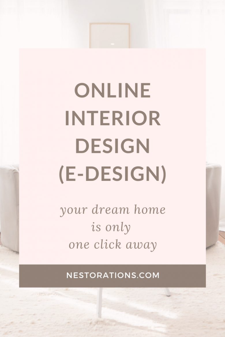 How online interior design can help you with your home interior design project