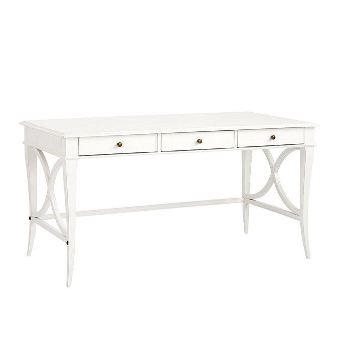 Home office desk from Ballard Designs
