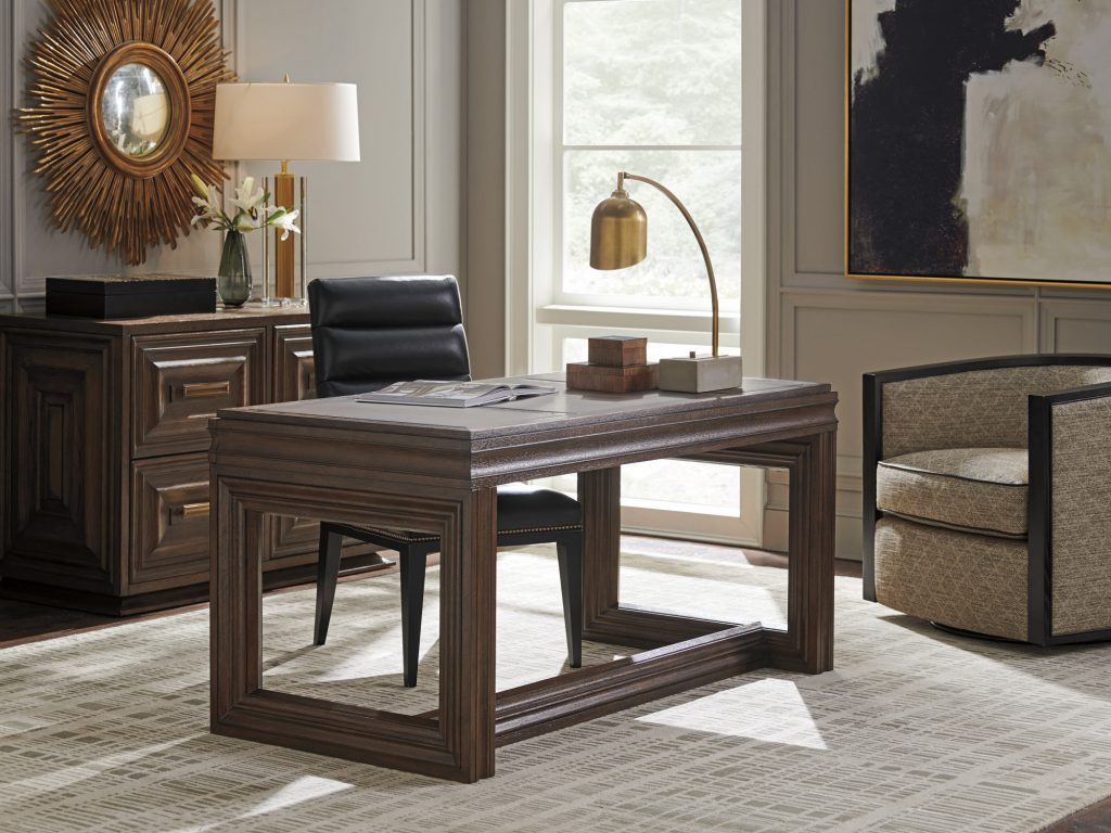 Home office desk from Lexington Furniture