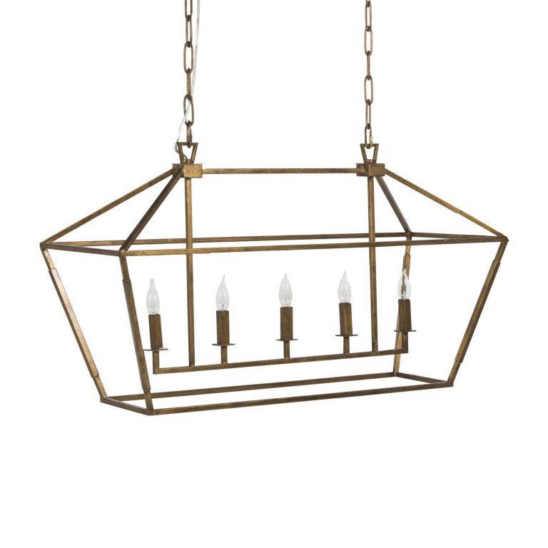Adler dining room chandelier