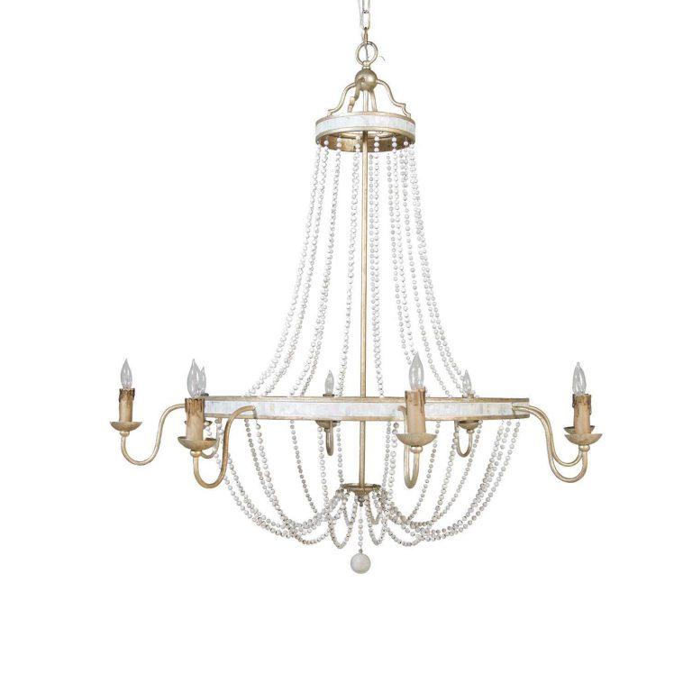 Corinna dining room chandelier
