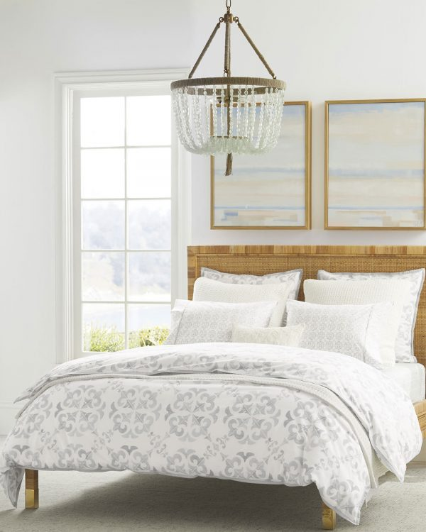 The Seychelles coastal chandelier from Serena and Lily.  Love the soft beachy colors of this coastal chandelier.