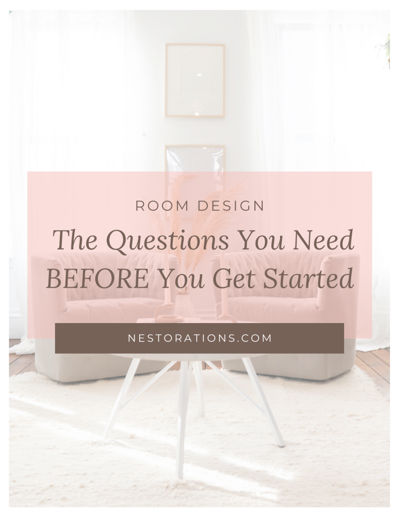 Nestorations-Free resources home design questions