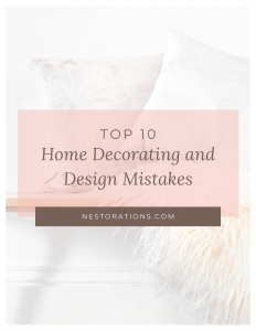 Are you making these home design mistakes?