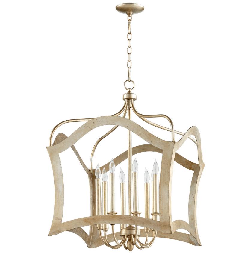 Elegant lantern-style pendant