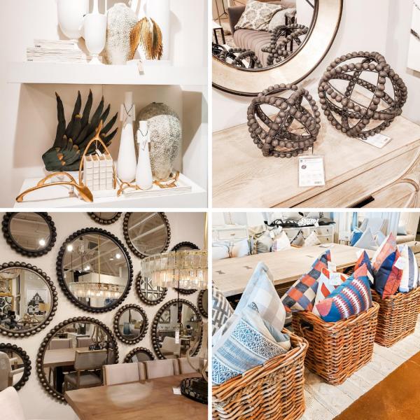 Interior design home accessories