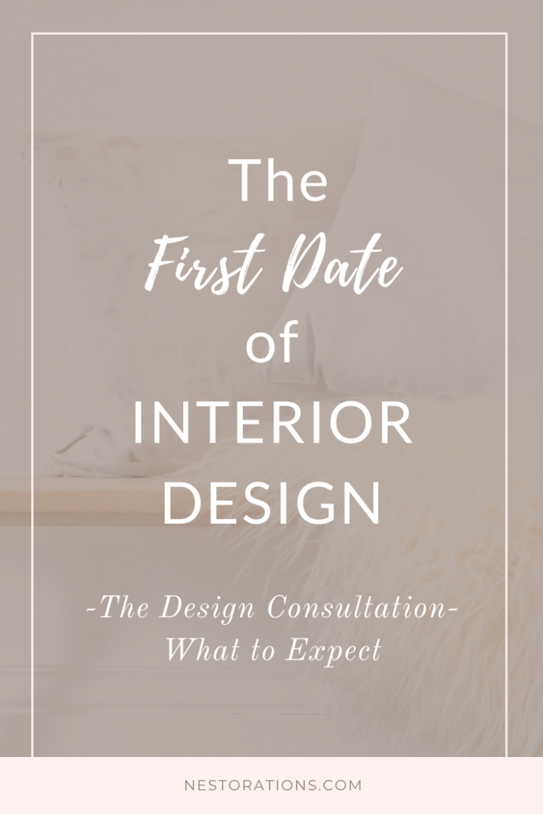 What to expect during an interior design consultation
