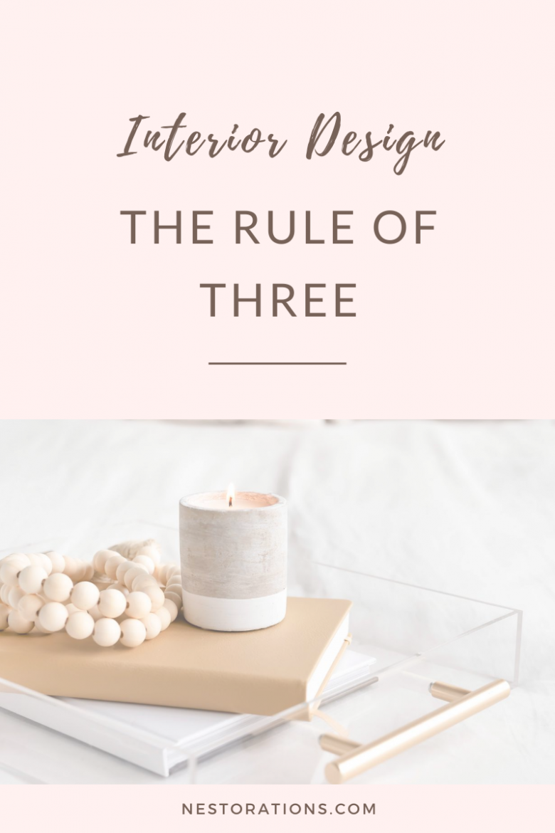 "Follow the ""Rule of Three"" to accessorize your head like a designer"