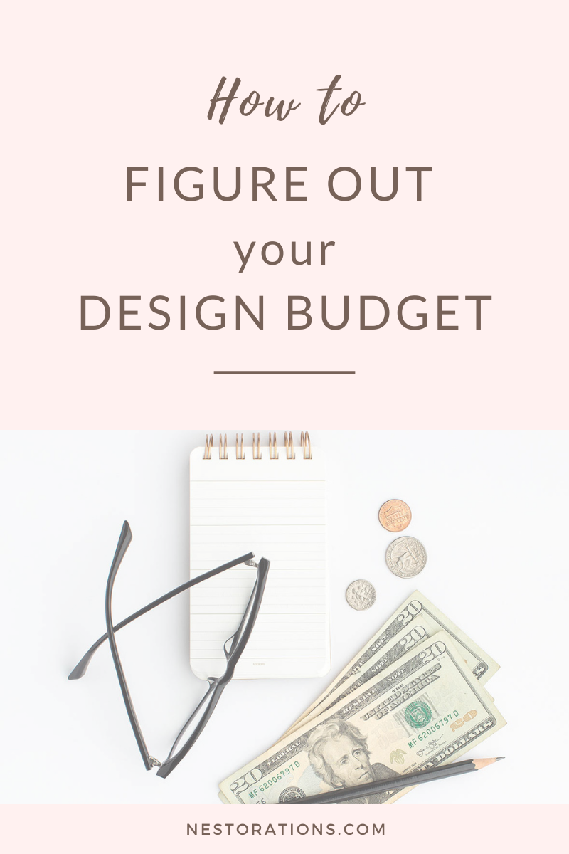 How to figure out your interior design budget