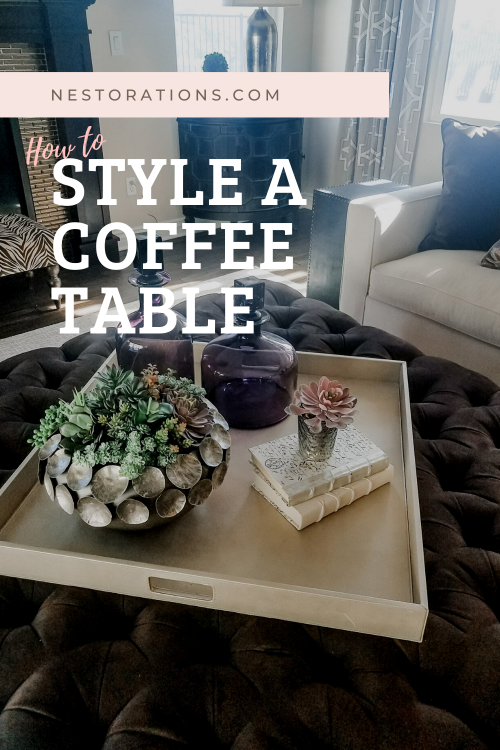 Coffee table style tips