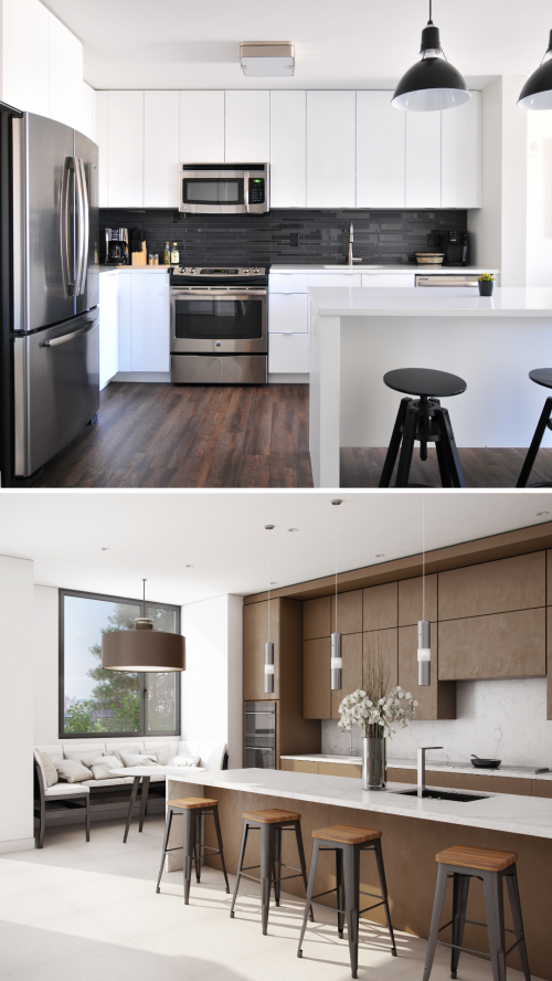 Kitchen refresh and remodel inspiration