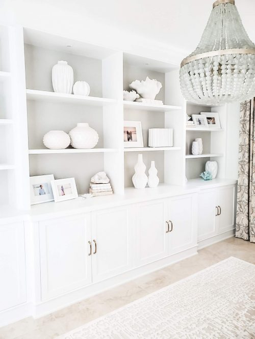 Learn how to style a bookcase-Nestorations, Sally Soricelli