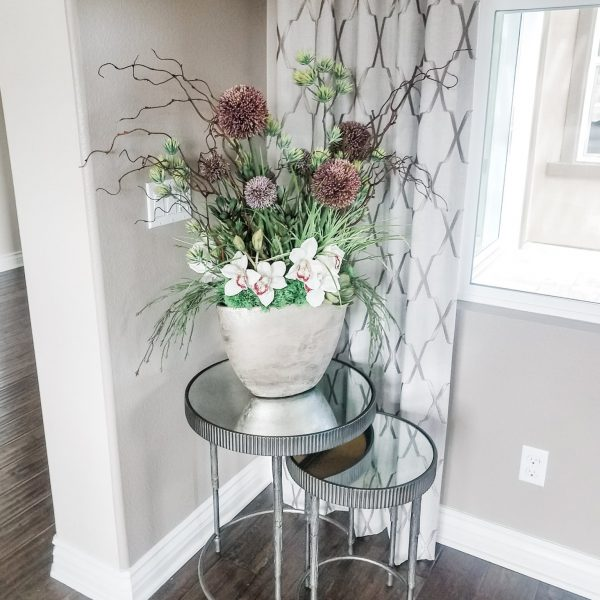 Table vignette-Design by Sally Soricelli, Nestorations