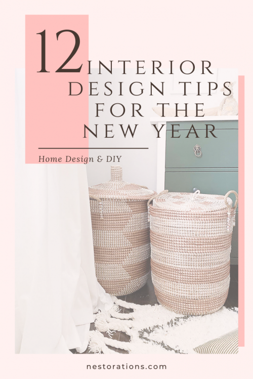 Interior and home design tips you need for 2021