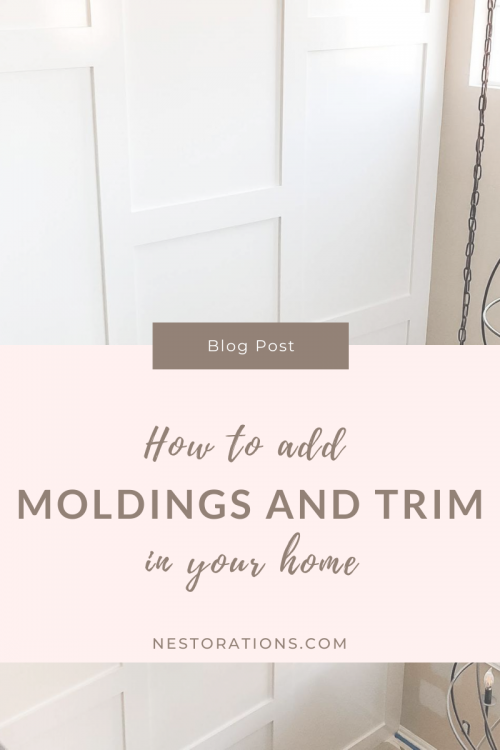 Moldings and trim ideas and inspiration